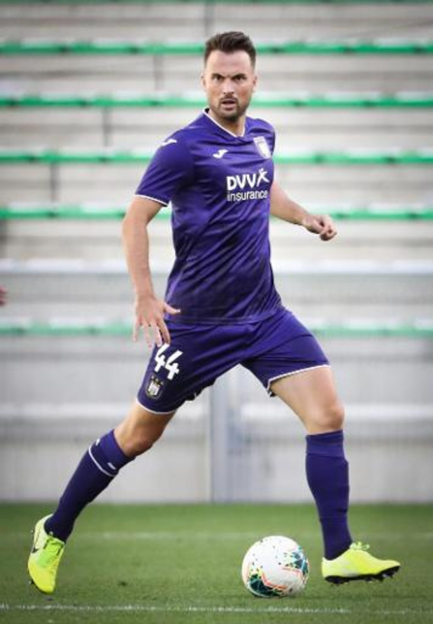 Jupiler Pro League - Anderlecht laat Antonio Milic vertrekken naar Lech Poznan
