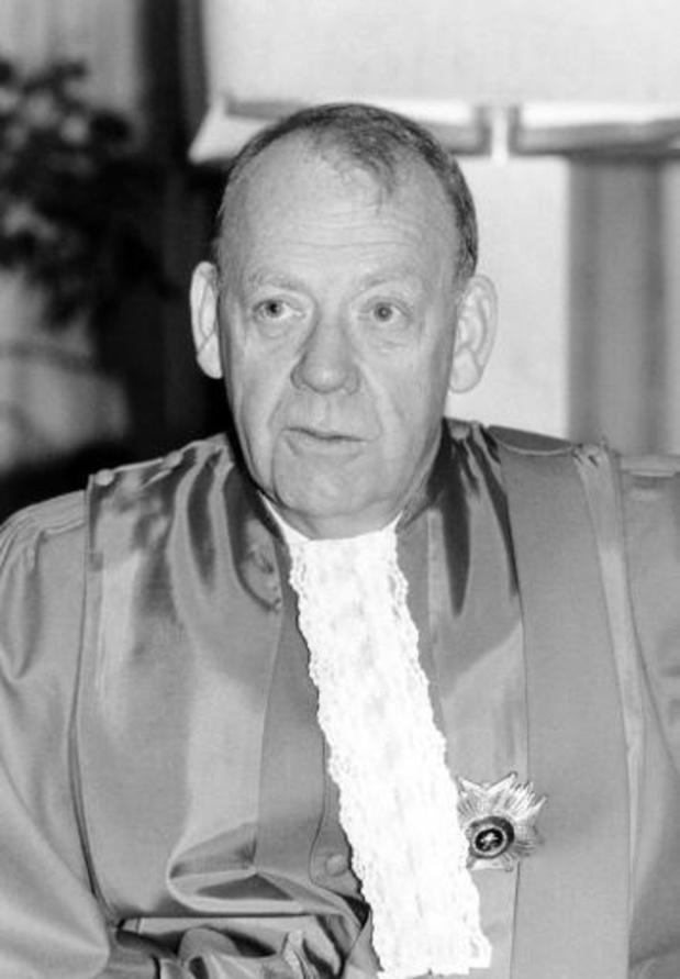 Gewezen minister Rik Boel overleden in Tienen