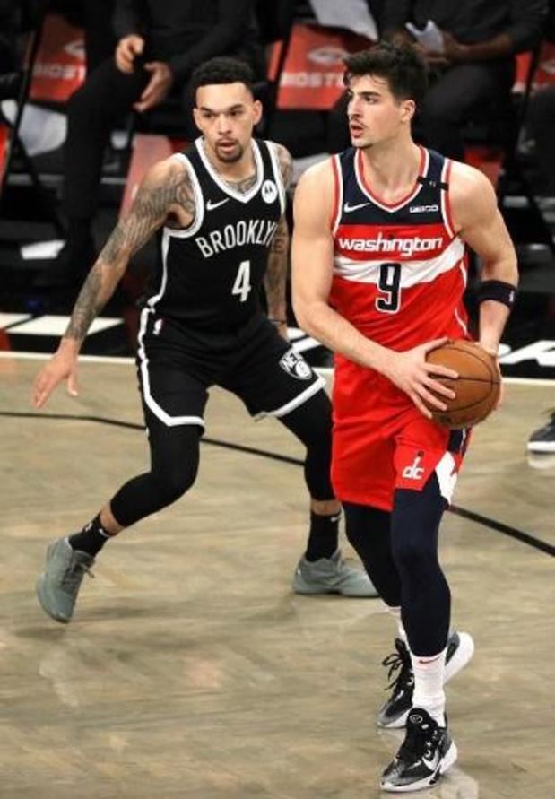 Coronavirus - NBA: deux matches supplémentaires des Wizards reportés