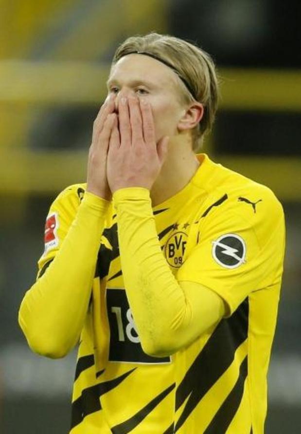 Bundesliga - Dortmund-fenomeen Haaland voor de eerste keer Voetballer van het Jaar in Noorwegen