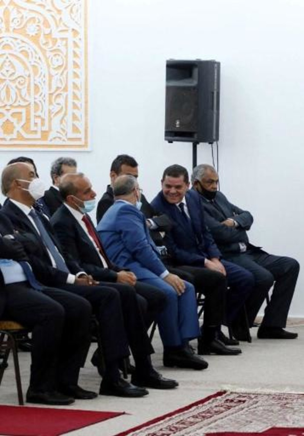 Libische interim-regering inµgezworen