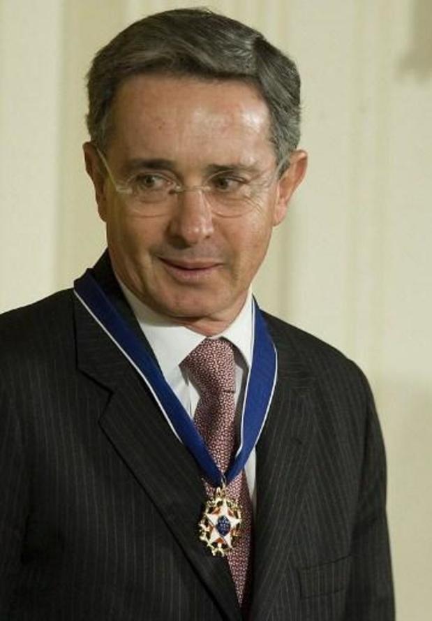 Coronavirus - Colombiaanse oud-president Uribe test positief op coronavirus