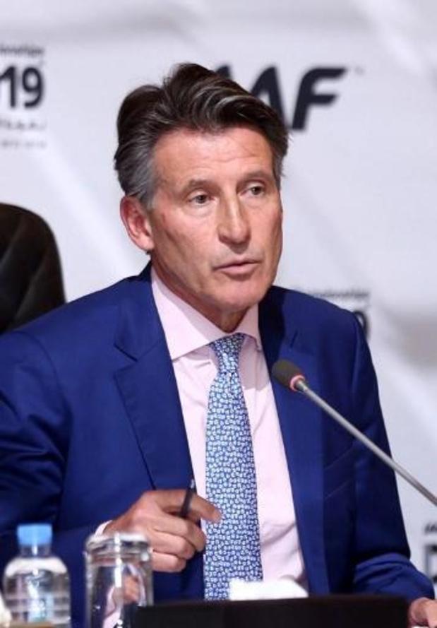 Sebastian Coe réélu président de la Fédération internationale d'athlétisme