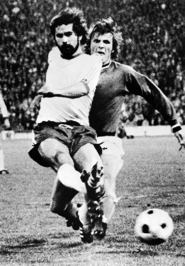 Décès à 75 de Gerd Muller, l'un des meilleurs buteurs allemands de l'histoire
