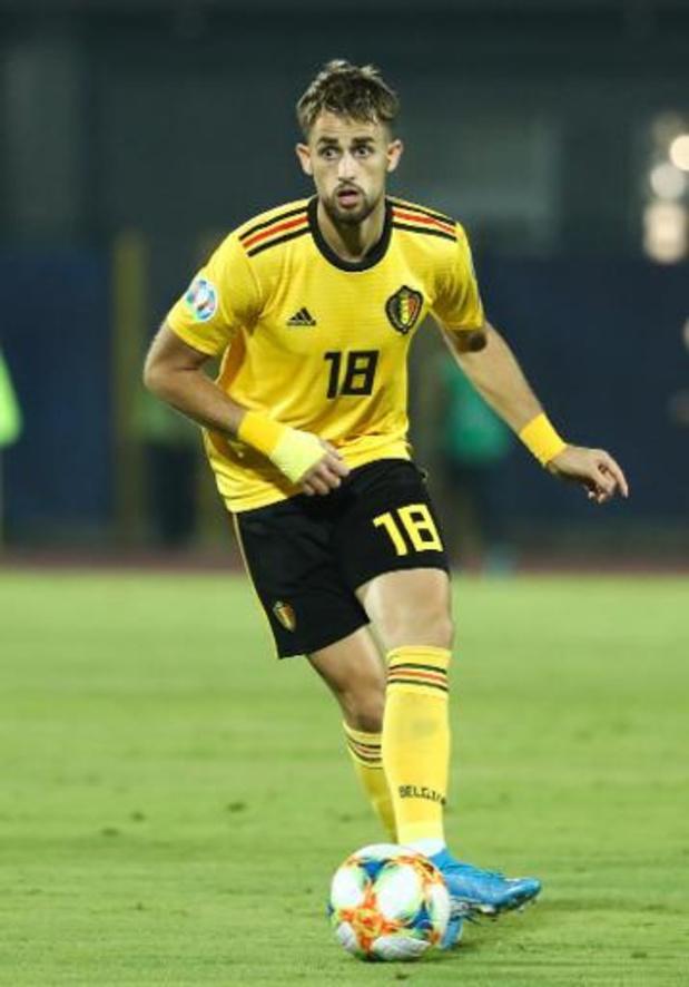 Belgen in het buitenland - Eerste nederlaag voor Atlético Madrid tegen Real Sociedad van invaller Januzaj