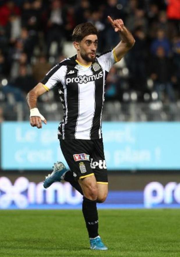 Jupiler Pro League - Charleroi wint met kleinste verschil van Excel Moeskroen