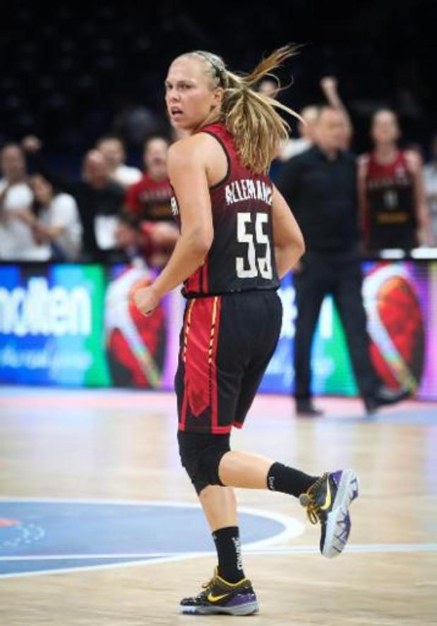 WNBA - Julie Allemand lijdt met Indiana Fever tweede nederlaag