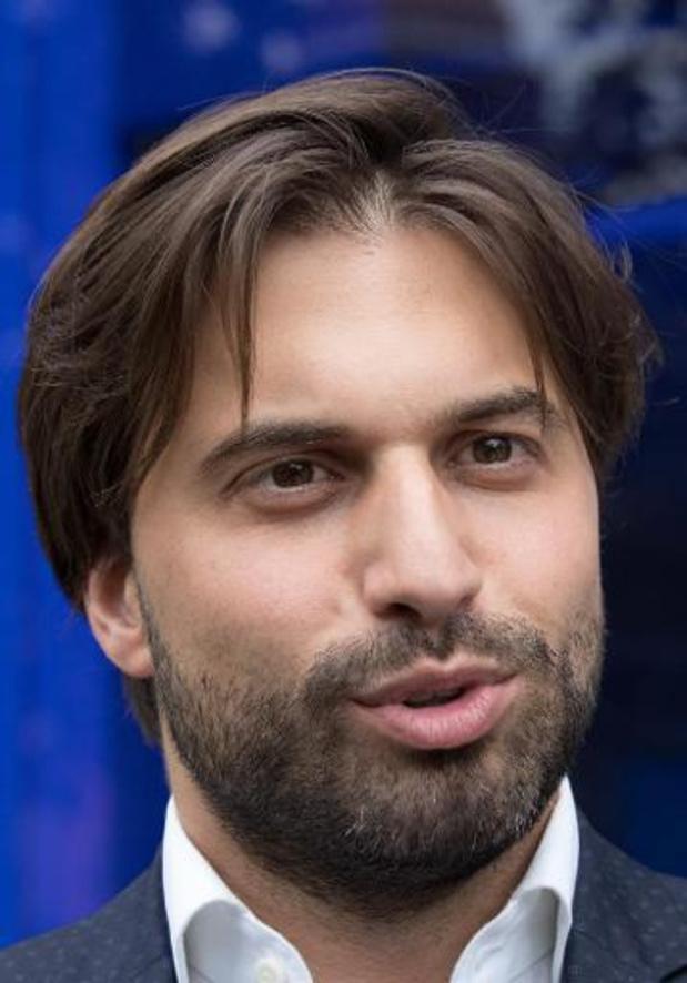 Georges-Louis Bouchez is de nieuwe voorzitter van de MR