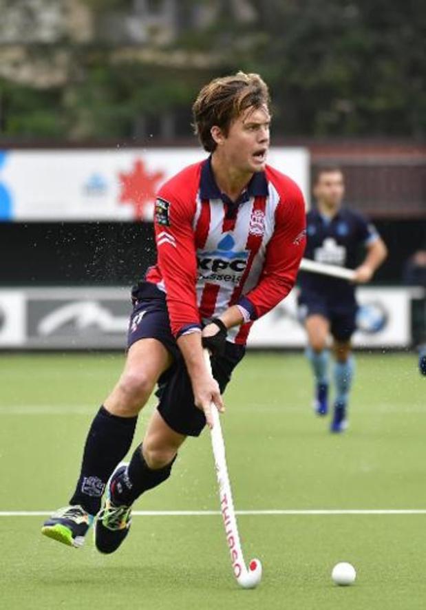 Belgian Men Hockey League - L'Orée, battu 6-3 au Léopold, subit sa 1re défaite de la saison