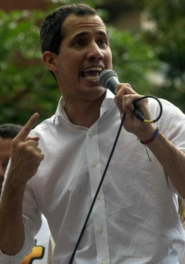 Crise au Venezuela - Guaido mobilise plusieurs milliers de manifestants contre Maduro
