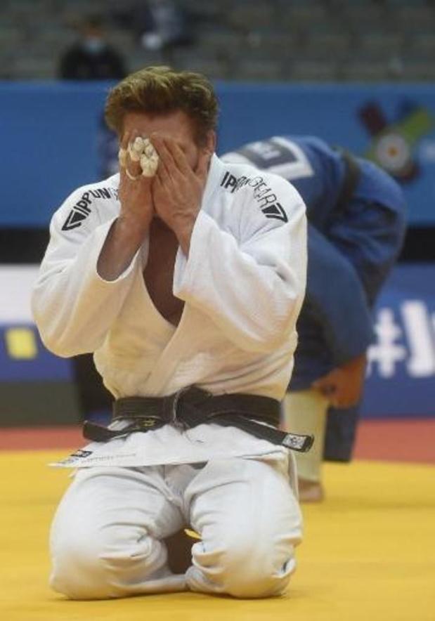 Matthias Casse éliminé dès son premier combat