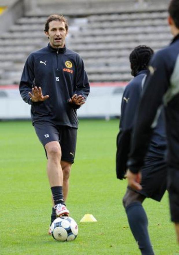 Estland, tegenstander van België in voorronde WK, kiest voor Zwitserse coach Häberli