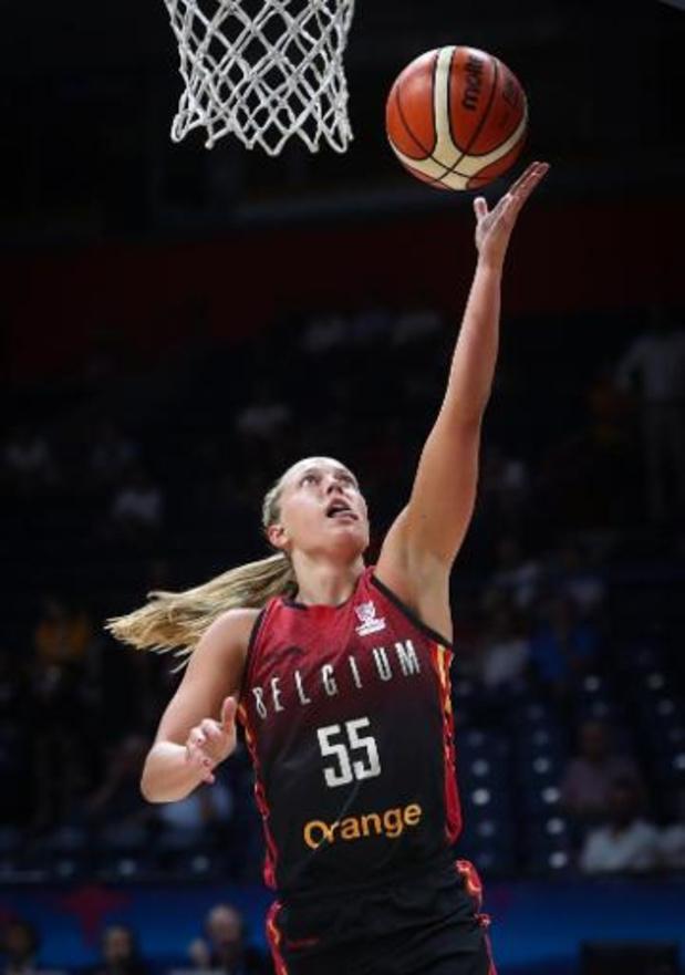 WNBA - Julie Allemand a affolé les stats pour sa 1re saison, mais sait où elle peut progresser