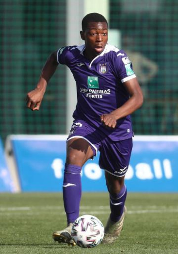 Marco Kana prolonge son contrat avec Anderlecht