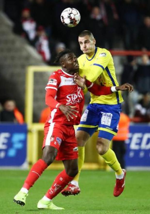 Jupiler Pro League - Antwerp versterkt selectie met Frank Boya