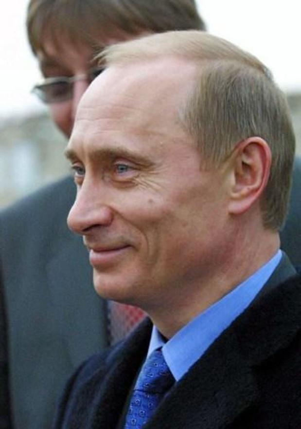 """Poutine propose aux Etats-Unis un échange """"de garanties de non-ingérence"""" électorale"""