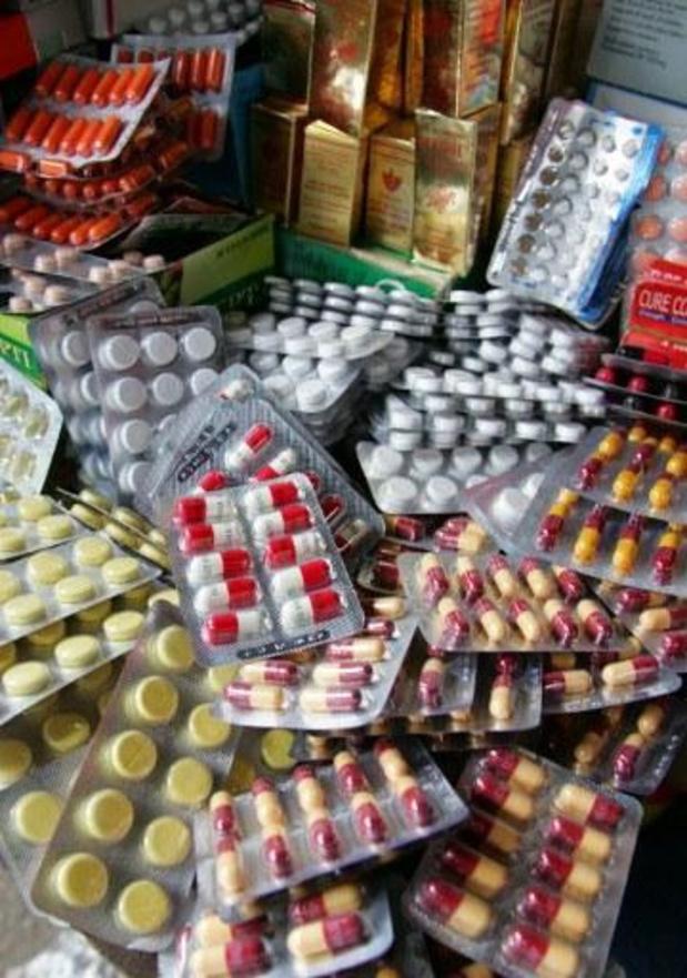 VN neemt Belgische resolutie aan in strijd tegen handel in vervalste medicijnen