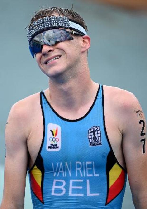 """Marten Van Riel valt net naast podium: """"Vierde plaats doet pijn"""""""
