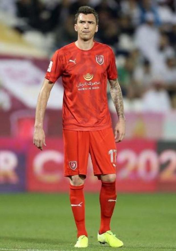 Mario Mandzukic rejoint l'AC Milan