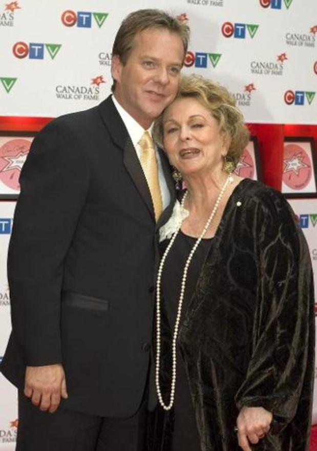 Canadese actrice en activiste Shirley Douglas overleden