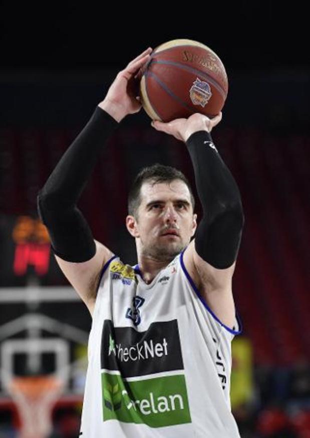 EuroMillions Basket League - Aalstar legt Mechelen eenvoudig over de knie