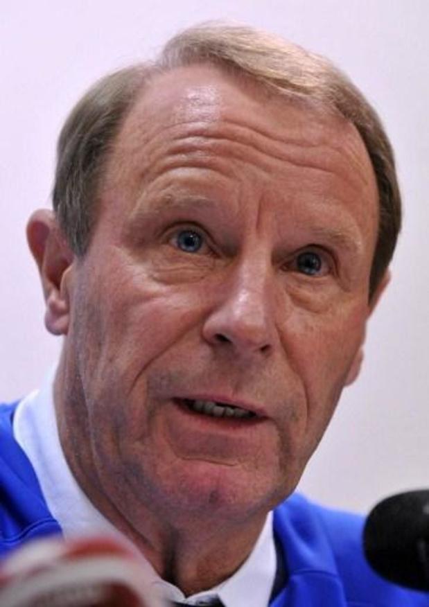Berti Vogts appelle l'UEFA à repousser l'Euro à l'hiver