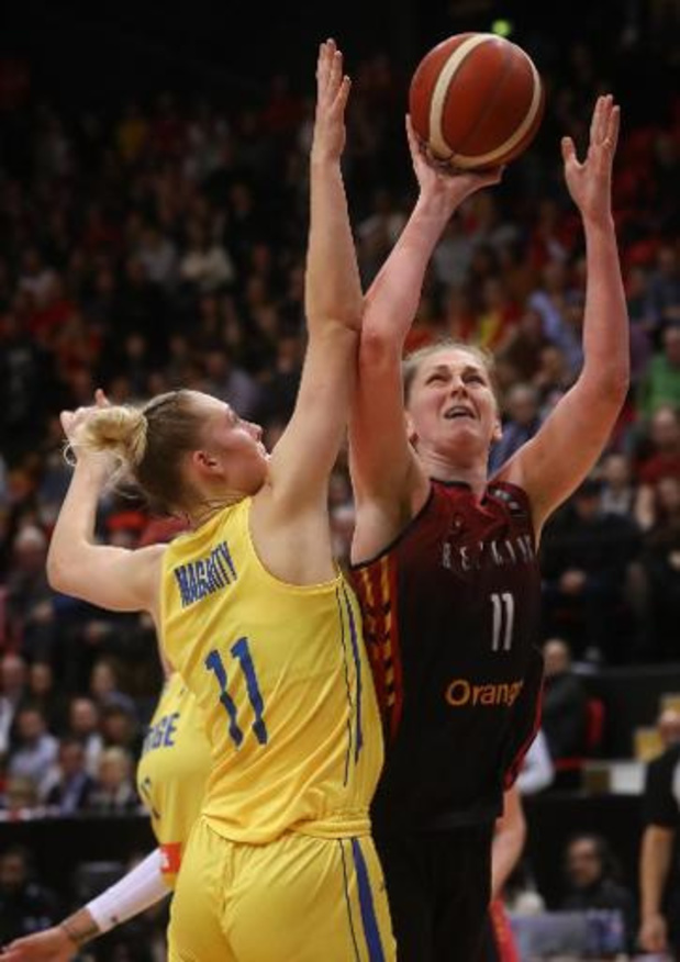 Euroligue FIBA (d) - Ekaterinburg et Emma Meesseman s'imposent contre Schio et Kim Mestdagh