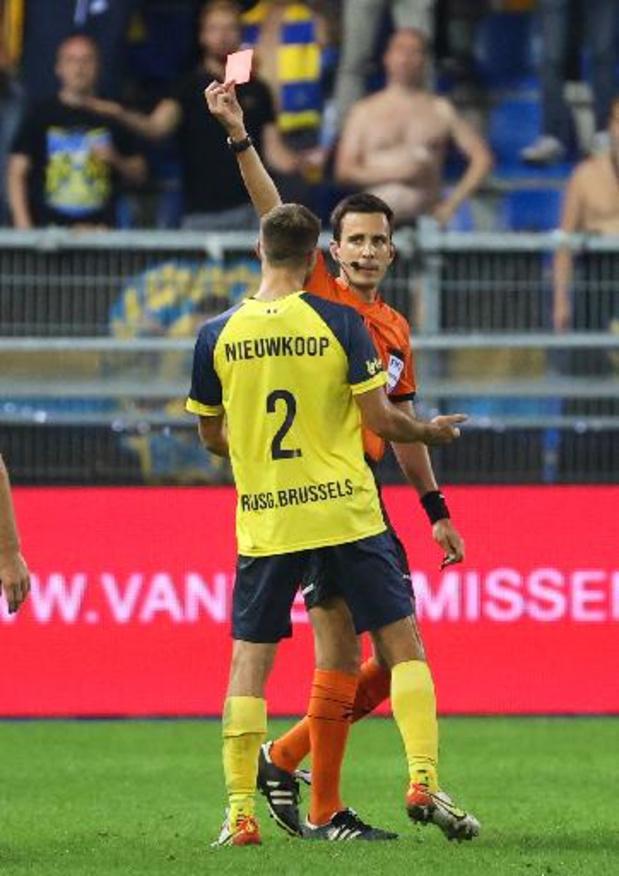 Deux matches de suspension pour Radovanovic, un match pour Vossen, sursis pour Bager