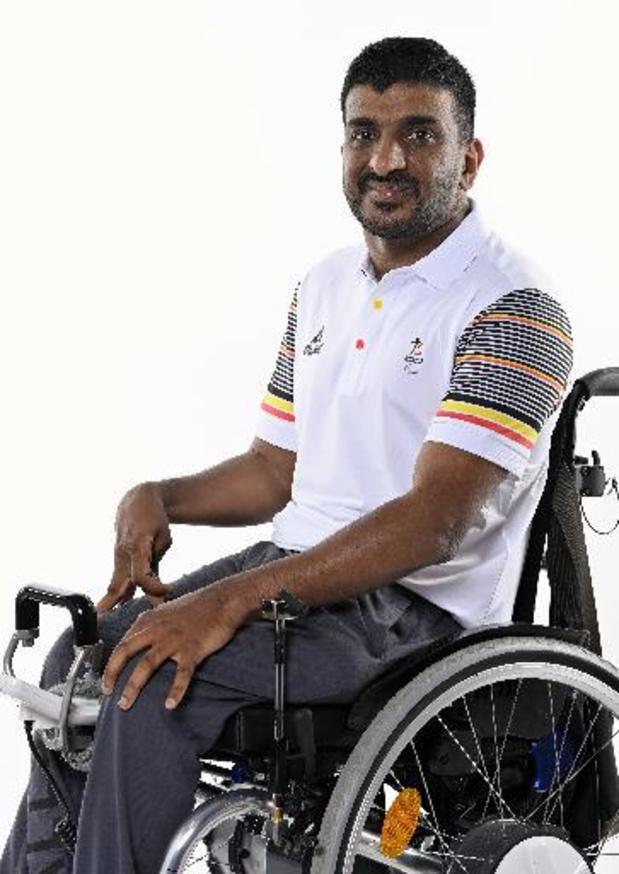 Jeux Paralympiques - Boccia: Francis Rombouts perd son premier match de poule