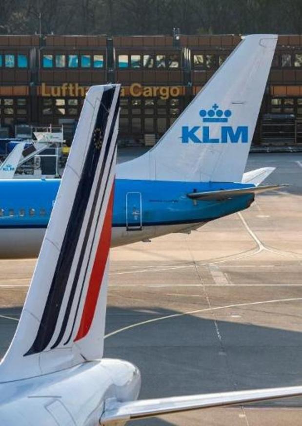 Bommelding aan boord van KLM-toestel in Boekarest