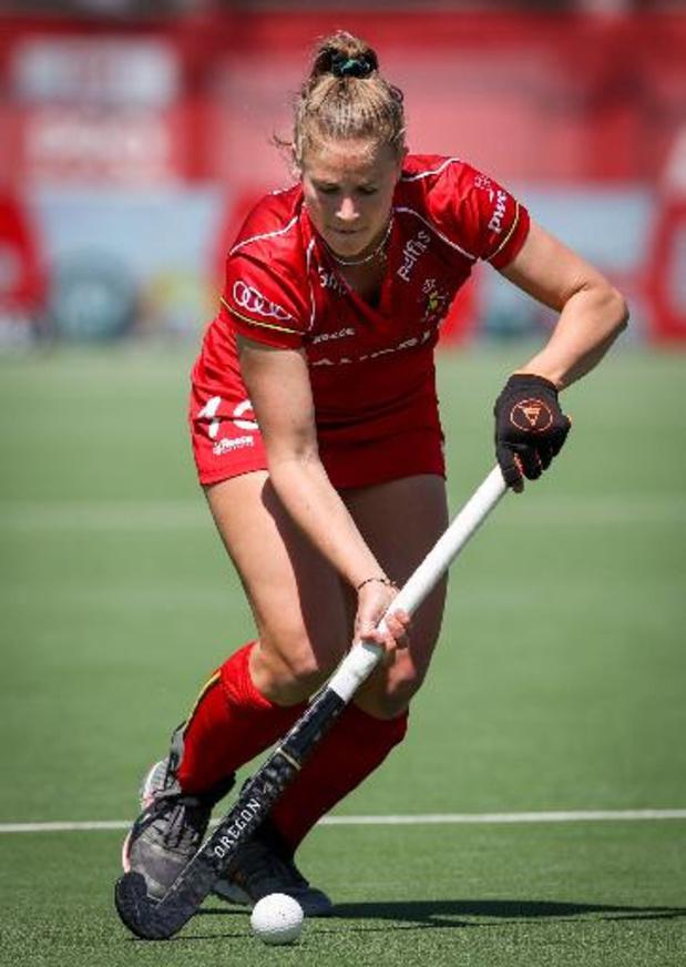 Les Red Panthers s'inclinent avec les honneurs devant les Pays-Bas