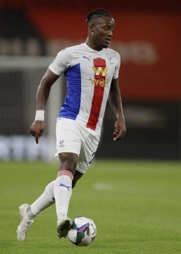 Belgen in het buitenland - Batshuayi met Crystal Palace uitgeschakeld in League Cup na penaltythriller