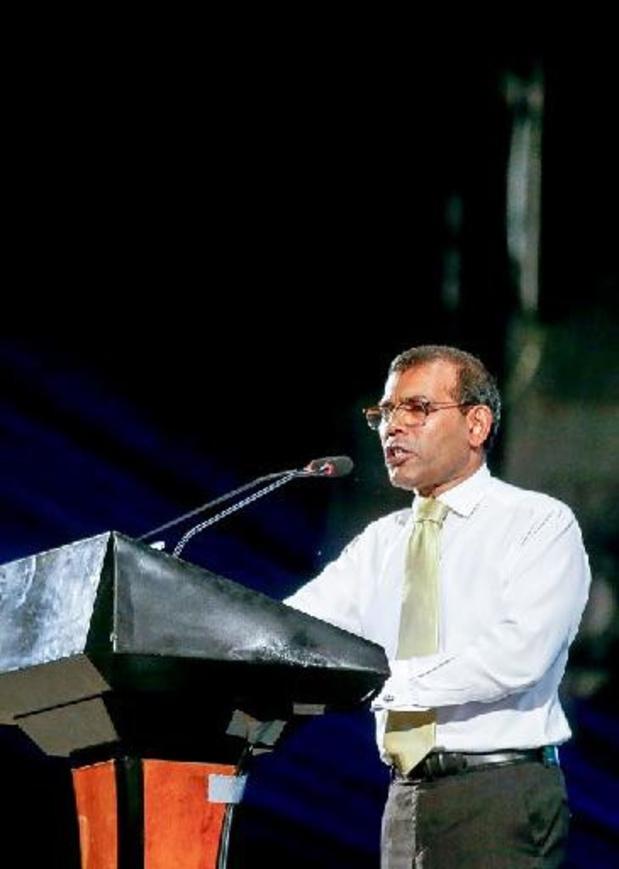 Maldives: rescapé d'une tentative d'assassinat, l'ancien président de retour