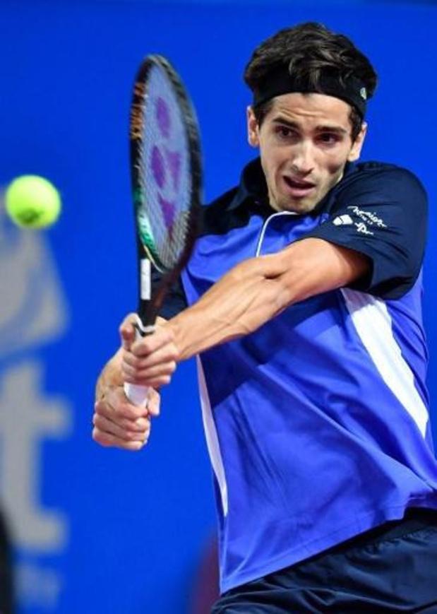 ATP Montpellier - Pierre-Hugues Herbert retrouve David Goffin en quarts de finale