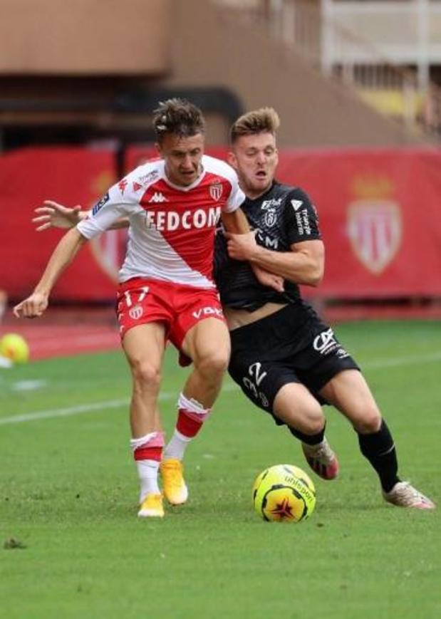 Foket et Faes décrochent un point avec Reims à Monaco