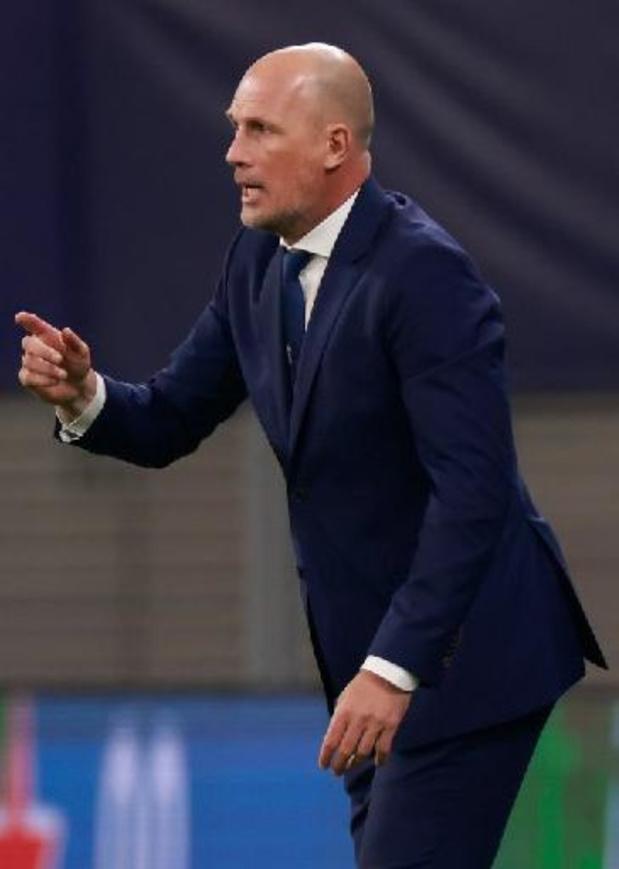 """Champions League - Philippe Clement na stuntzege: """"We zullen ook in andere duels onze huid duur verkopen"""""""