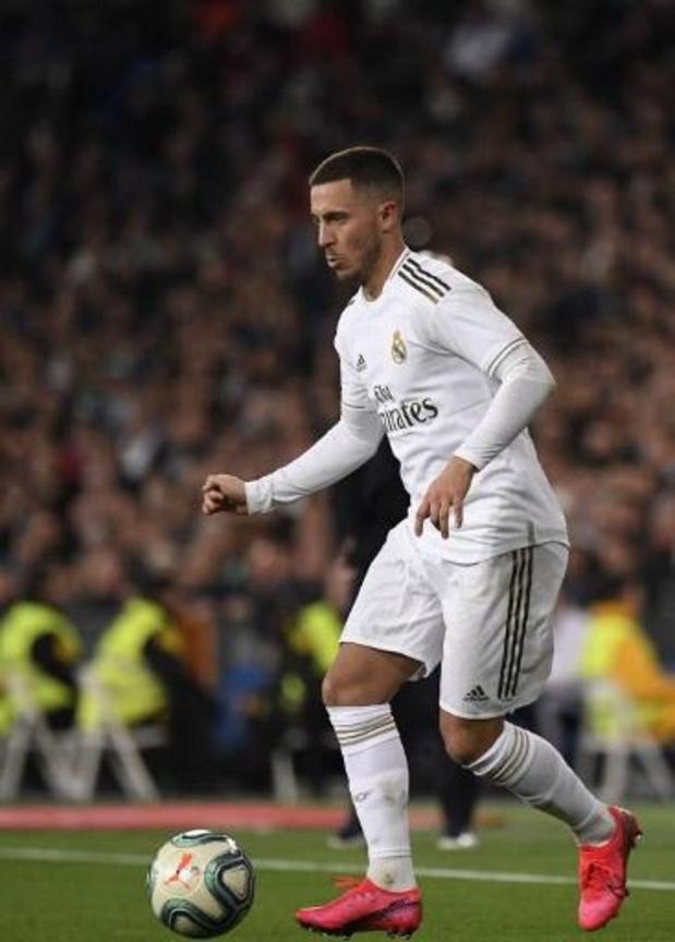 Le Real Madrid baisse les salaires des joueurs d'au moins 10%