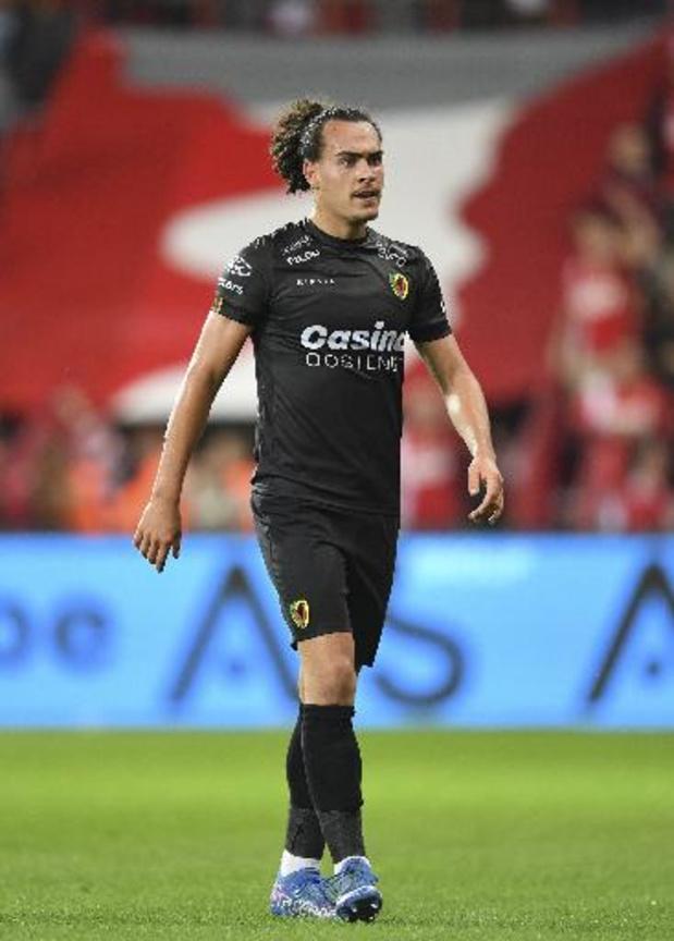Le footballeur belge Arthur Theate brille avec Bologne qui s'impose contre la Lazio
