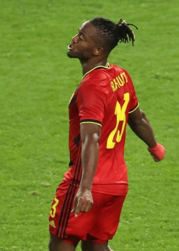 Diables Rouges - La Belgique bat la Suisse 2-1 en amical grâce à un doublé de Batshuayi