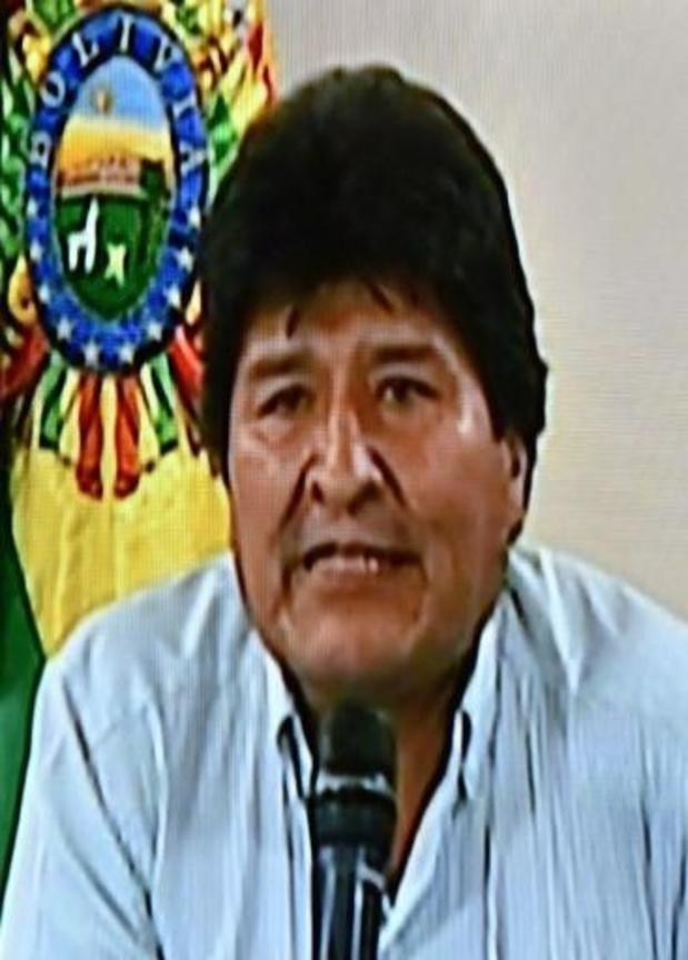 Une chaîne d'information pro-Kremlin veut recruter Evo Morales