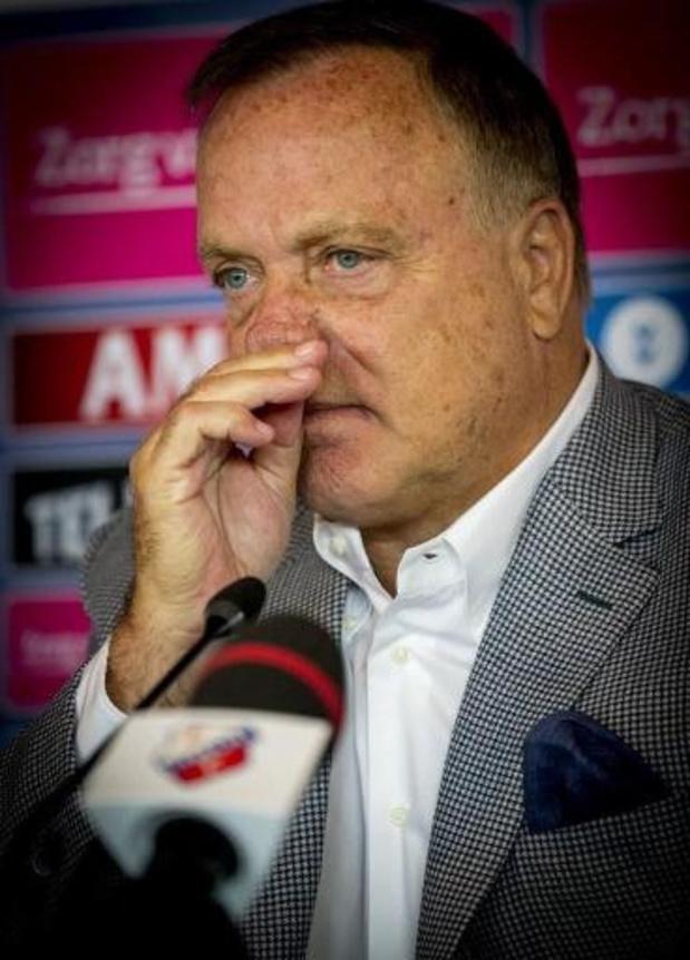 Advocaat débute son aventure à Feyenoord par une victoire
