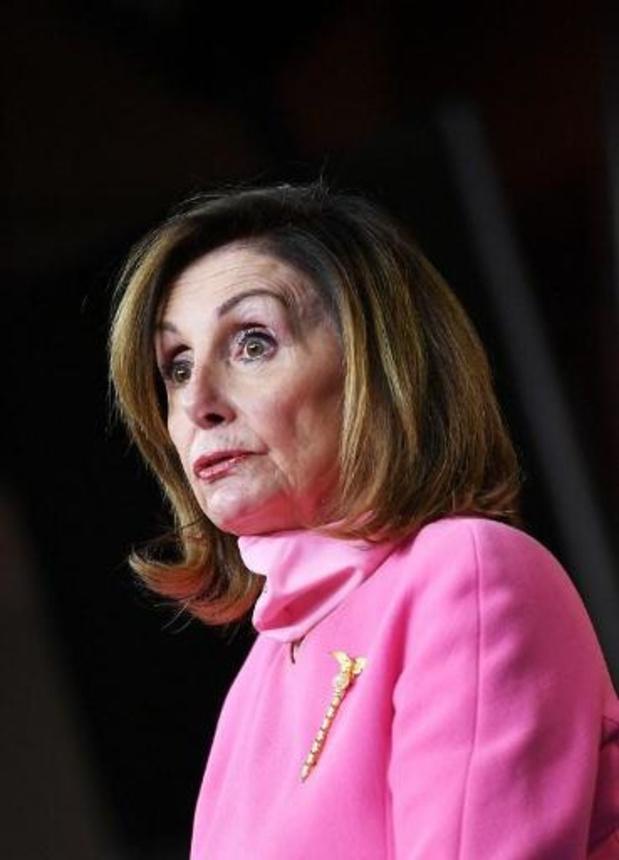 Democraten gaan op de knie in het Capitool