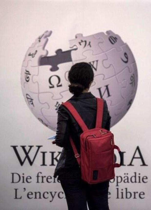 Wikipedia a 20 ans