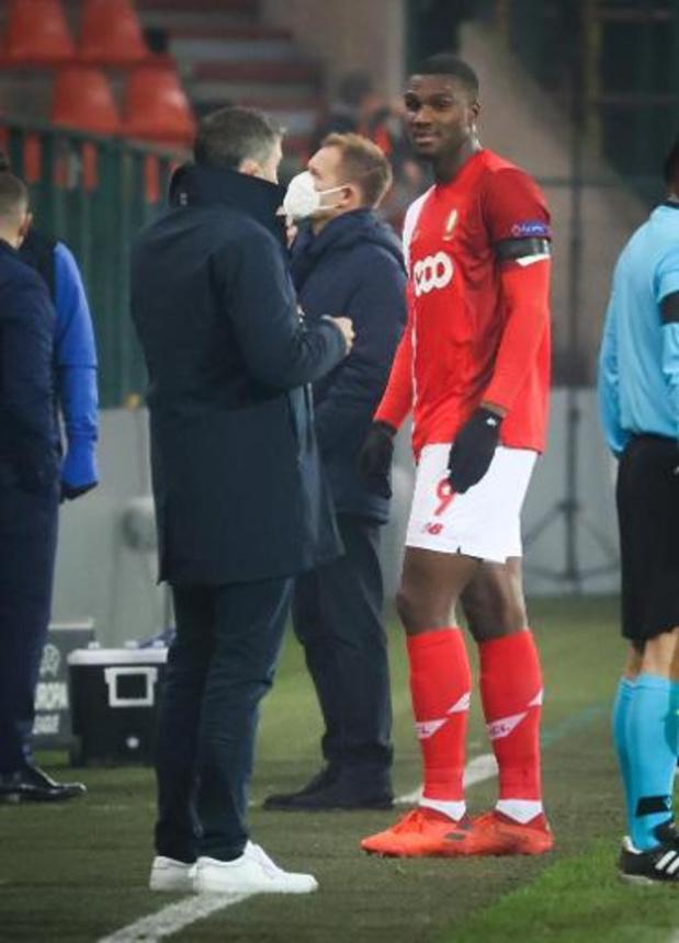 """Europa League - Philippe Montanier a vu un Standard qui """"retrouve ses sensations"""" face à Lech Poznan"""