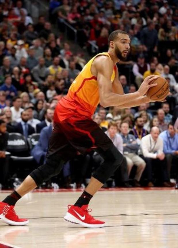 NBA - Onze partitions sans faute de rang pour le Jazz, en tête à l'Ouest