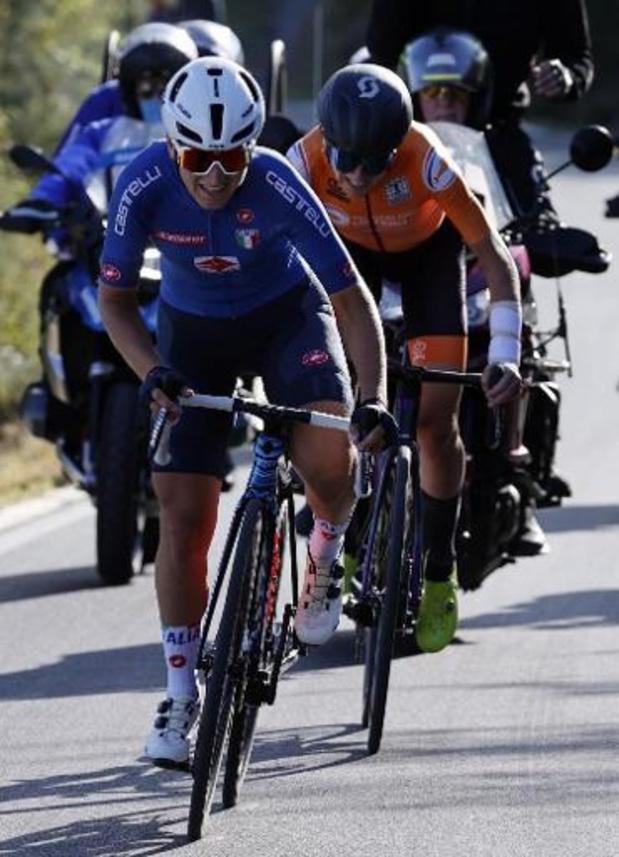 Borghini bezorgt Trek-Segafredo derde zege
