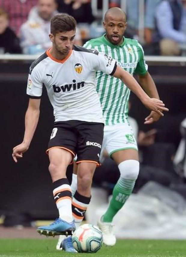 Premier League - Ferran Torres est la première recrue de Manchester City