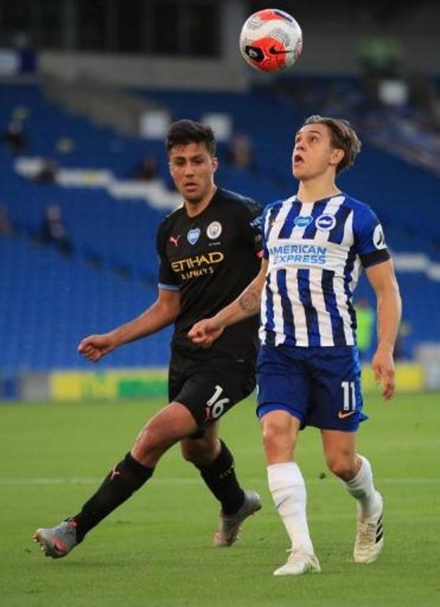 Les Belges à l'étranger - Brighton, avec Trossard, assure son maintien malgré un partage vierge contre Newcastle