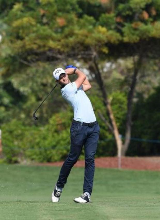 English Open golf - Thomas Detry opent met tweede plaats, Colsaerts achtste