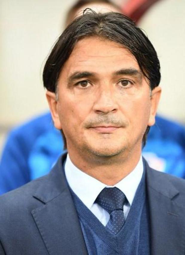 Zlatko Dalic prolonge avec la Croatie jusqu'au Mondial 2022